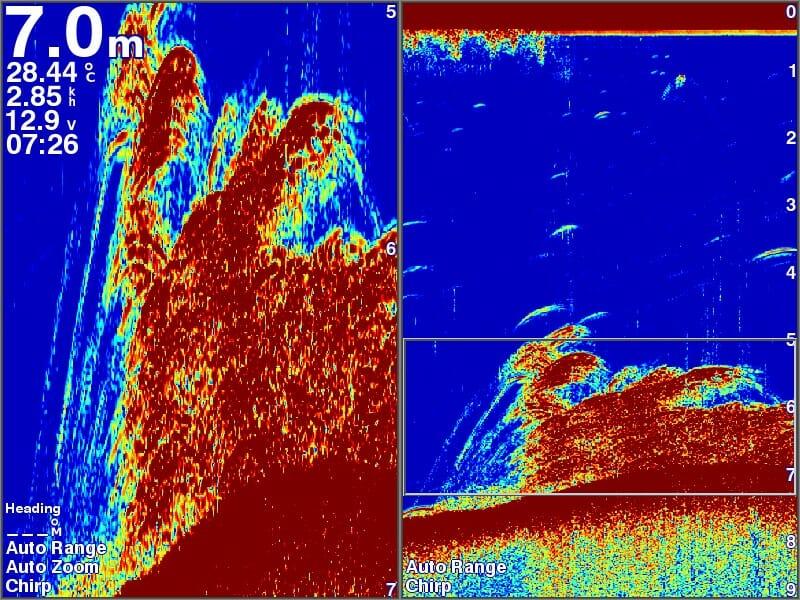 Sounder interpretation will help you catch more fish